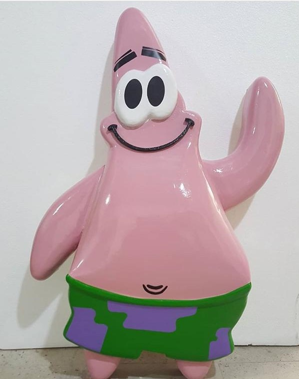 ماکت فایبرگلاس عروسک پاتریک